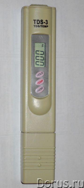 TDS метр (солемер) электронный TDS-3 - Товары для животных - В наличии TDS-метры(желтого цвета),бата..., фото 1
