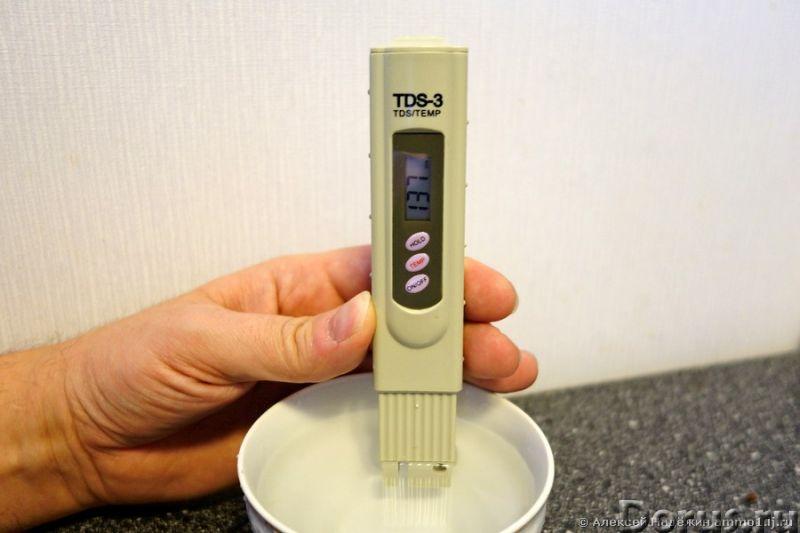 TDS метр (солемер) электронный TDS-3 - Товары для животных - В наличии TDS-метры(желтого цвета),бата..., фото 4