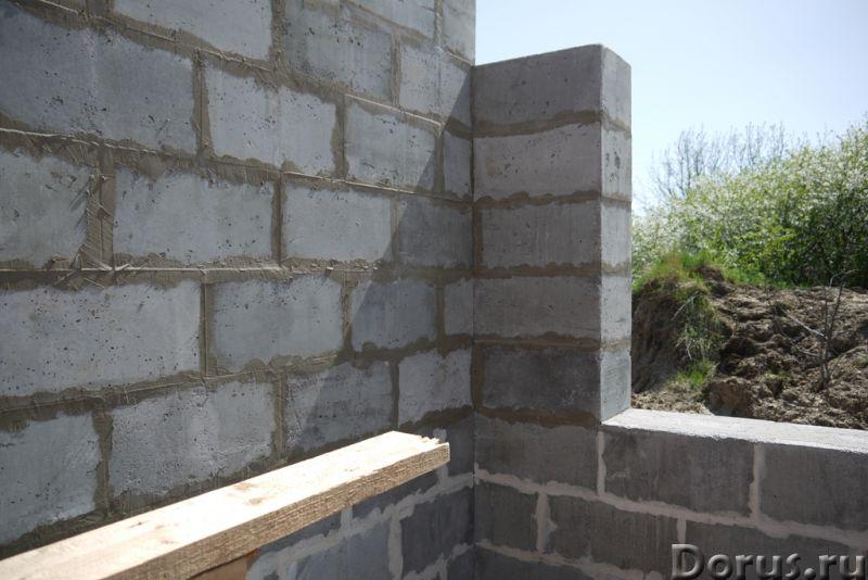 Полистиролбетонные блоки оптом и в розницу - Материалы для строительства - Полистиролбетон идеален п..., фото 3