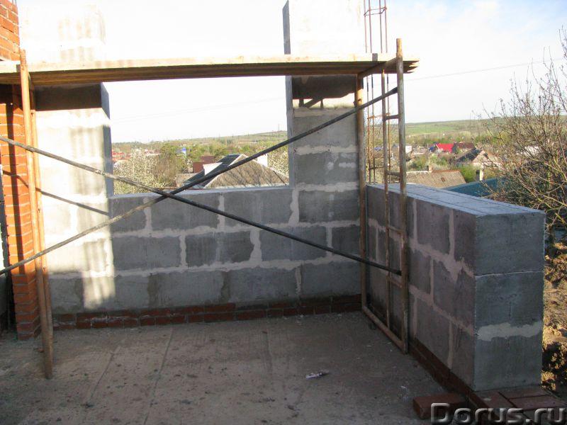 Полистиролбетонные блоки оптом и в розницу - Материалы для строительства - Полистиролбетон идеален п..., фото 5